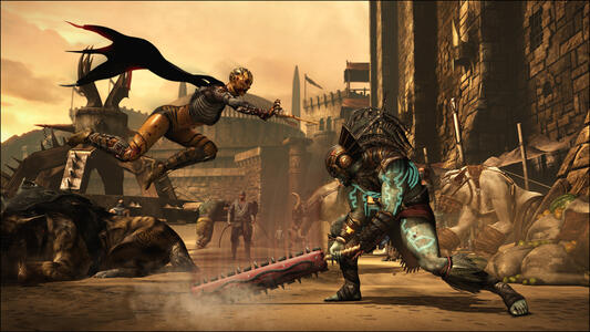 Mortal Kombat X - 9