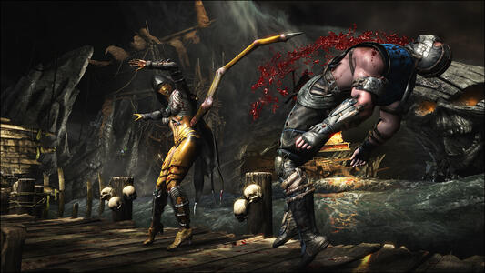 Mortal Kombat X - 10