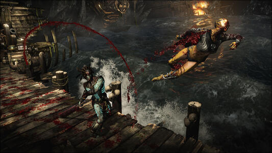 Mortal Kombat X - 11