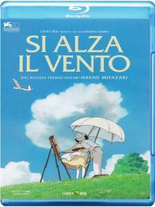 Si alza il vento di Hayao Miyazaki - Blu-ray