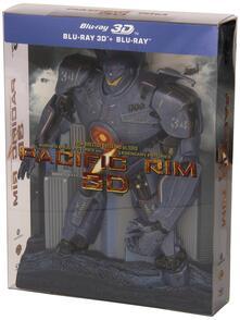 Pacific Rim 3D. Ultimate Collector's Edition (Blu-ray + Blu-ray 3D) di Guillermo Del Toro