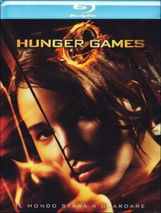 Hunger Games di Gary Ross - Blu-ray