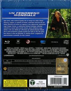 Hunger Games di Gary Ross - Blu-ray - 2