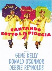 Cover Dvd Cantando sotto la pioggia