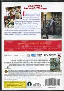 Cantando sotto la pioggia di Gene Kelly,Stanley Donen - DVD - 2