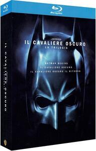 Il Cavaliere Oscuro. La trilogia (5 Blu-ray) di Christopher Nolan