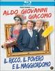 Cover Dvd DVD Il ricco, il povero e il maggiordomo