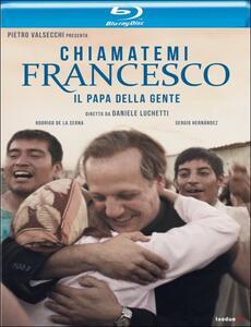Chiamatemi Francesco di Daniele Luchetti - Blu-ray