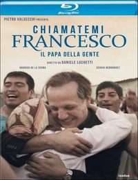 Cover Dvd Chiamatemi Francesco (Blu-ray)