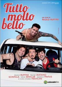 Tutto molto bello di Paolo Ruffini - DVD