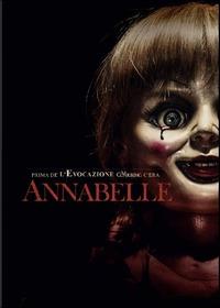Cover Dvd Annabelle (DVD)