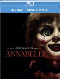 Cover Dvd Annabelle (Blu-ray)