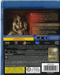 Annabelle di John R. Leonetti - Blu-ray - 2