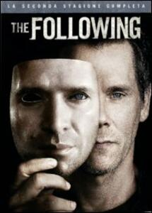 The Following. Stagione 2 (4 DVD) - DVD