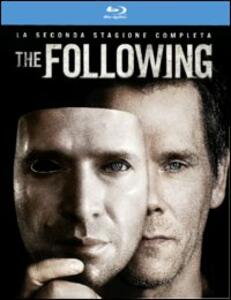 The Following. Stagione 2 (3 Blu-ray) - Blu-ray