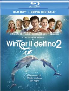L' incredibile storia di Winter il delfino 2 di Charles Martin Smith - Blu-ray