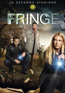 Fringe. Stagione 2 (6 DVD) - DVD