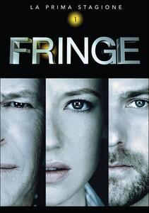 Fringe. Stagione 1 (7 DVD) - DVD