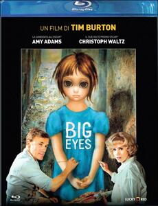 Big Eyes di Tim Burton - Blu-ray