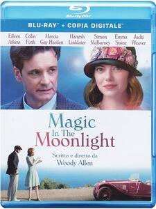 Magic in the Moonlight di Woody Allen - Blu-ray