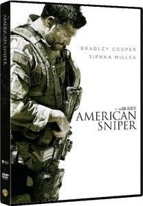 American Sniper di Clint Eastwood - DVD