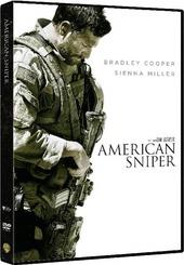Copertina  American sniper [DVD]