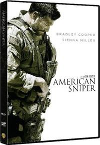 Cover Dvd American Sniper (DVD)