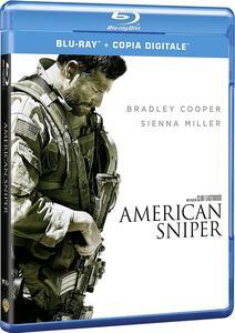 American Sniper di Clint Eastwood - Blu-ray