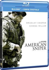 Cover Dvd American Sniper (Blu-ray)