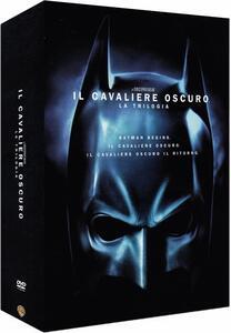 Il Cavaliere Oscuro. La trilogia (3 DVD) di Christopher Nolan
