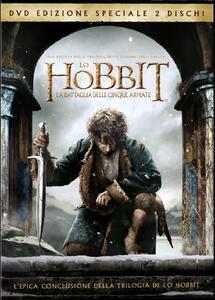 Lo Hobbit. La battaglia delle cinque armate (2 DVD)<span>.</span> Edizione speciale di Peter Jackson - DVD