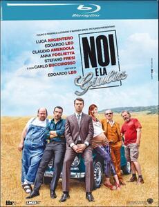 Noi e la Giulia di Edoardo Leo - Blu-ray