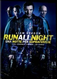Cover Dvd Run All Night. Una notte per sopravvivere (DVD)