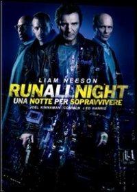 Cover Dvd Run All Night. Una notte per sopravvivere (DVD)