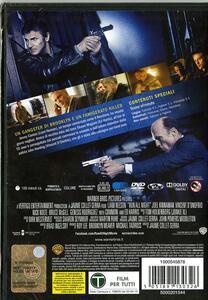 Run All Night. Una notte per sopravvivere di Jaume Collet-Serra - DVD - 2