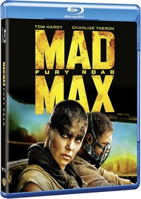 Cover Dvd Mad Max. Fury Road (Blu-ray)