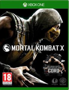 Mortal Kombat X Collector's Edition