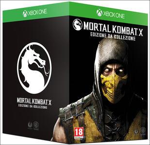 Mortal Kombat X Collector's Edition - 3