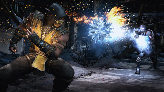 Mortal Kombat X Preorder Edition - 9