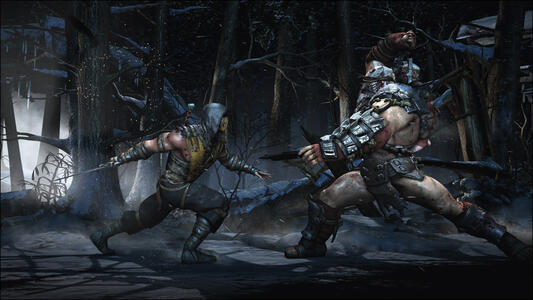 Mortal Kombat X Preorder Edition - 10