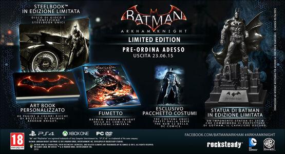 Videogioco Batman: Arkham Knight Collector's Edition Personal Computer 10