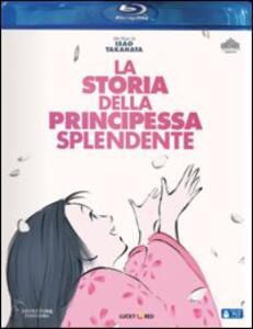 La storia della principessa splendente di Isao Takahata - Blu-ray