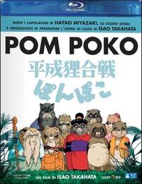 Cover Dvd Pom Poko (Blu-ray)