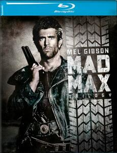 Mad Max Trilogy (3 Blu-ray) di George Miller,George Ogilvie