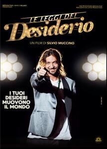 Le leggi del desiderio di Silvio Muccino - DVD