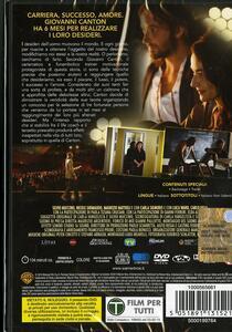 Le leggi del desiderio di Silvio Muccino - DVD - 2