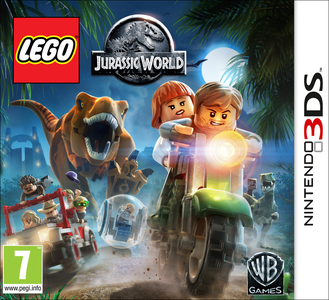Videogioco LEGO Jurassic World Nintendo 3DS