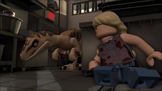 Videogioco LEGO Jurassic World PlayStation4 7