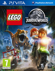 Videogioco LEGO Jurassic World PS Vita 0