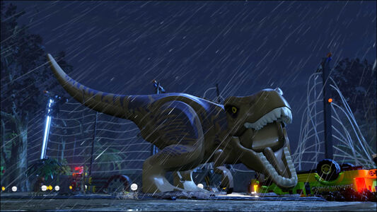 Videogioco LEGO Jurassic World PS Vita 1